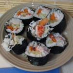 First Attempt at Sushi