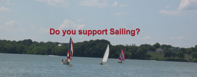 Do you support Sailing & want more people to try it out?