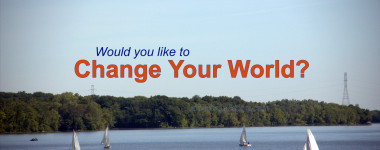Would you like to Change Your World?