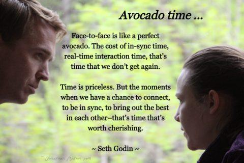 Avocado Time ...